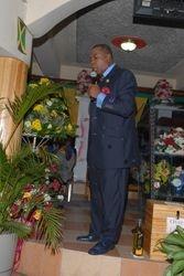 Bishop Dr. G. G. Cooper