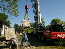 Shipping rough stone to Lakewood