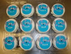 Sully cupcakes $5 each