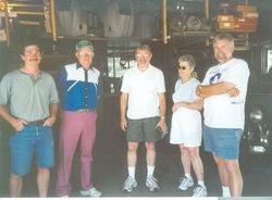 On the way to Durango, CO 2001