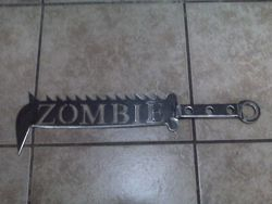 ZOMBIE WEAPON