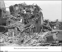 Rookery Bomb. 1942.