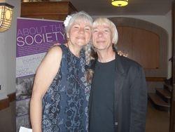 Jen & Greg Hawkes