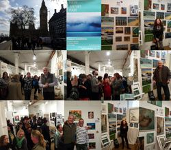 New Artist Fair - Londres Royaume-Uni, Printemps 2015