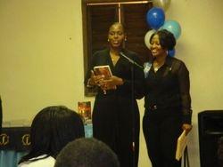 Monica L. Jones  introduce by President