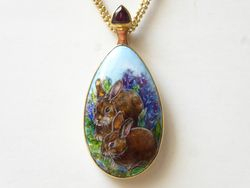 Rabbits of Ushuaia