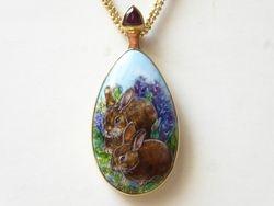 Rabbits of Ushuaia - SOLD