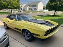 23.73 Mustang convertible