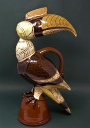 """Hornbill 18"""" tall"""