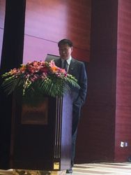 Prof Gao, President Chinese ORL Society