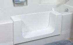 Swinging Tub Door