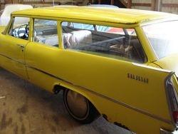 38. 58 Plymouth wagon