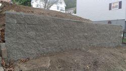 Stone Retaining Wall Block