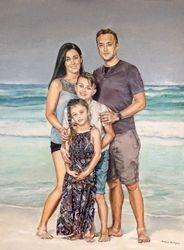 Family's portrait