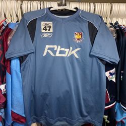 2006/07 Reebok training shirt.