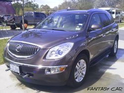 Ted W.-------Buick Enclave