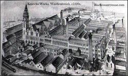 West Bromwich. 1892.