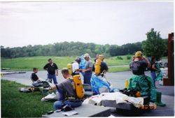 More training 2003