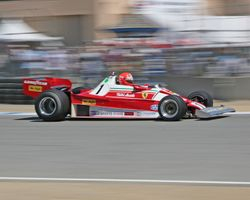 Niki Lauda's 1976 Ferrari 312 T2