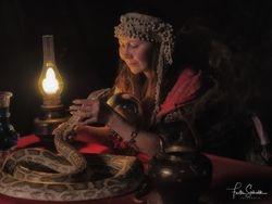 Model: Justyna Krawczyk