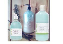 Nettoyant hydratant mains et corps