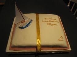 Sailing & Book Golden