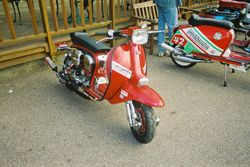 3538 Dean Greengrass Lambretta
