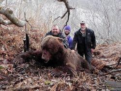Kodiak Brown bear taken by Rich Richardson