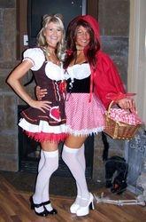 Natalie & I Halloween 2007