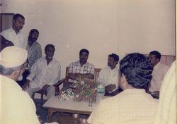 GROUP MEETING AT NIZAMABAD