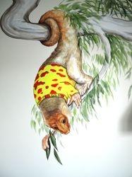 QUOKKA ROOM  clary cuscus