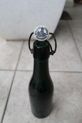 Alaus butelis Bauerai Ostmark. Kaina 6 Eur.