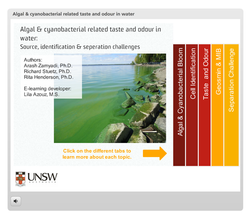 E-learning modules on UNSW moodle