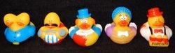 Circus ducks