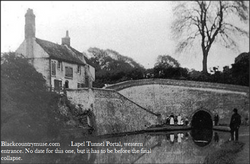 Lapel Tunnel, Dudley No 2 Canal.