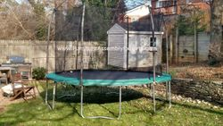 skywalker trampoline removal service in rockville MD