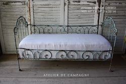 #25/086 FRENCH DAYBED BLEU