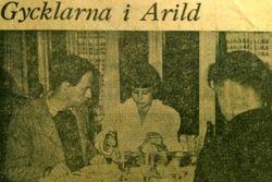 Julia Lundgrens konditori 1953
