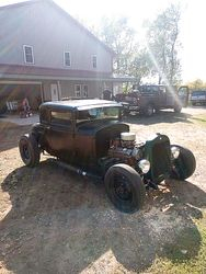54.30 Ford Model A Coupe