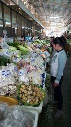 Market in Maehongson