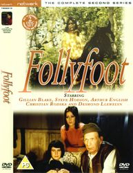 Follyfoot - Complete Second Series DVD Set (UK reg. 2 release)