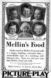 07 Ad Mellin's Food