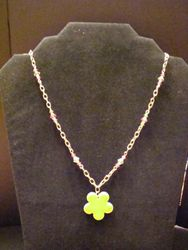 Green Flower Power (Item #1026)  $15.00