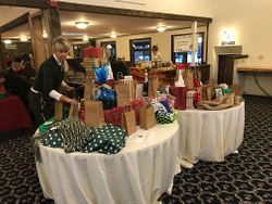 Fabulous Raffle Prizes donated by Vendors!