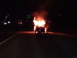 Car Fire, 12-15-18
