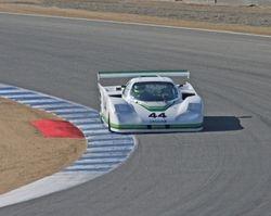 Second Place 1984 Jaguar XJR5