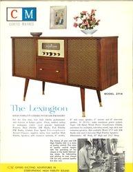 The Lexington model 2714