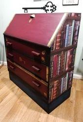 Hogwarts inspired bureau