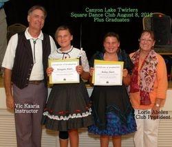 Our August 2012 graduates