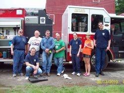 New Firefighter 1 Graduates